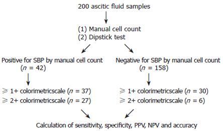 Efficacy of leukocyte esterase dipstick test as a rapid test