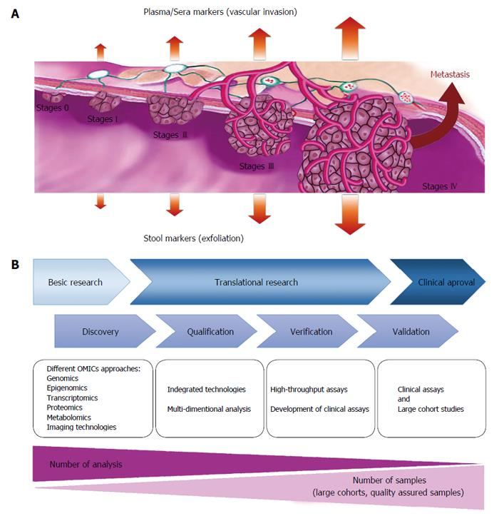 New Trends In Molecular And Cellular Biomarker Discovery For Colorectal Cancer