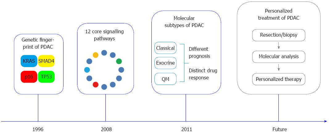 Pathology Of Pancreatic Ductal Adenocarcinoma Facts Challenges And