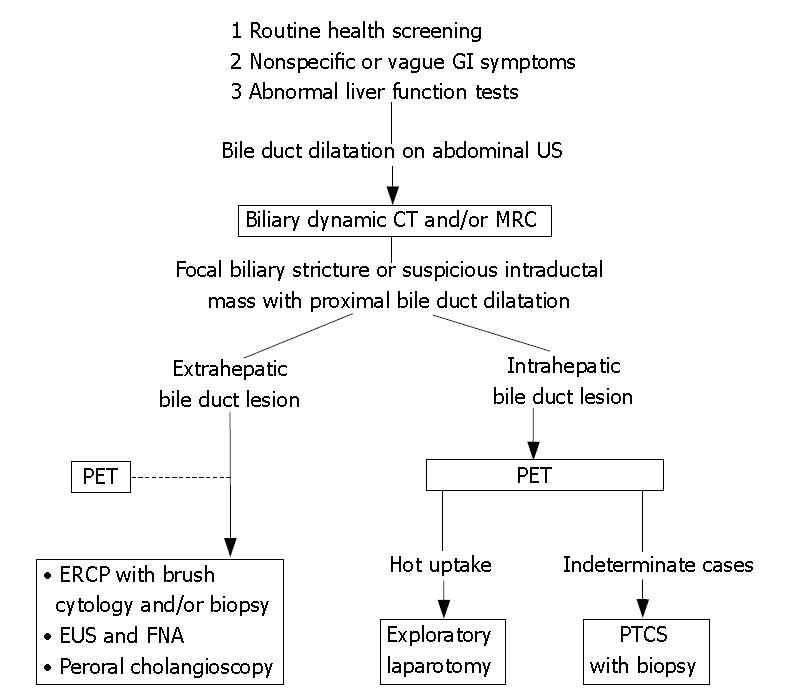 Early Bile Duct Cancer